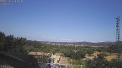 view from Agres - Bonell, el Comtat on 2017-07-15
