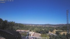 view from Agres - Bonell, el Comtat on 2017-08-12