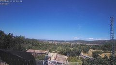 view from Agres - Bonell, el Comtat on 2017-08-13