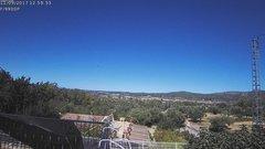 view from Agres - Bonell, el Comtat on 2017-09-11