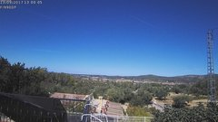 view from Agres - Bonell, el Comtat on 2017-09-13