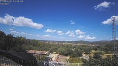 view from Agres - Bonell, el Comtat on 2017-09-17