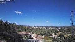 view from Agres - Bonell, el Comtat on 2017-09-19
