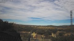 view from Agres - Bonell, el Comtat on 2017-11-09