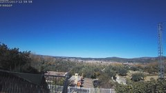view from Agres - Bonell, el Comtat on 2017-11-12