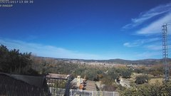 view from Agres - Bonell, el Comtat on 2017-11-15