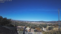 view from Agres - Bonell, el Comtat on 2017-11-19