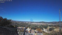 view from Agres - Bonell, el Comtat on 2017-11-21