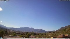 view from Gaianes - El Comtat on 2017-12-01