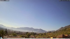 view from Gaianes - El Comtat on 2017-12-25
