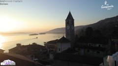 view from Baveno on 2017-10-15