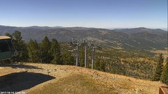 view from Angel Fire West View on 2017-10-14