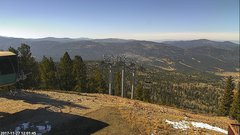 view from Angel Fire West View on 2017-11-27