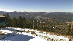 view from Angel Fire West View on 2017-12-05