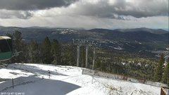 view from Angel Fire West View on 2017-12-07