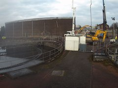 view from Dalmarnock 2 on 2018-01-12