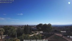 view from Montserrat - Casadalt (Valencia - Spain) on 2017-12-01