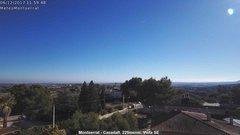 view from Montserrat - Casadalt (Valencia - Spain) on 2017-12-06