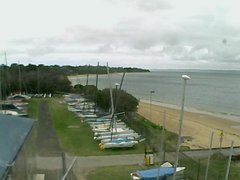 view from Cowes Yacht Club - West on 2017-12-14