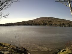 view from Neal Pond on 2017-12-04