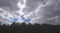 view from MeteoLive webcam SEREMANGE ERZANGE FR57 on 2017-04-23