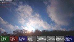 view from MeteoLive webcam SEREMANGE ERZANGE FR57 on 2017-12-07
