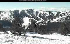 view from 5 - All Mountain Cam on 2018-01-11