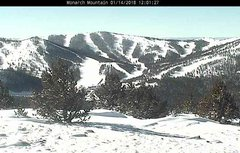 view from 5 - All Mountain Cam on 2018-01-14