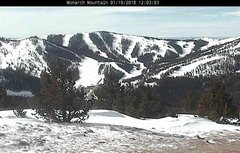 view from 5 - All Mountain Cam on 2018-01-19