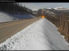 view from Highway 50 Road Conditions on 2017-11-15