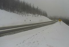 view from 4 - Highway 50 Road Conditions on 2018-01-10