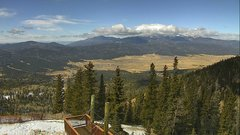 view from Angel Fire Valley on 2018-01-12