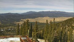 view from Angel Fire Valley on 2018-01-18
