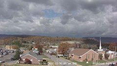 view from Highland Park Hose Co. #1 on 2017-11-13