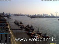 view from Altona Osten on 2018-04-19