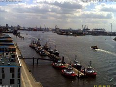 view from Altona Osten on 2018-06-15