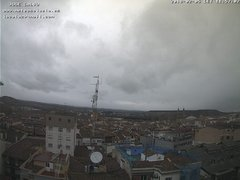 view from LOGROÑO on 2018-02-05