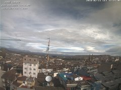 view from LOGROÑO on 2018-02-11
