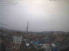 view from LOGROÑO on 2018-02-13