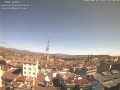 view from LOGROÑO CENTRO on 2018-04-17