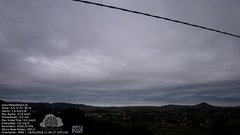 view from MeteoReocín on 2018-02-18