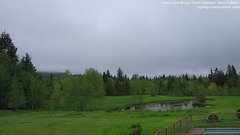 view from Olympic View Cabins Hurricane Ridge Cam on 2018-05-10