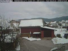 view from VREME ŽIRI-cam-1-SV on 2018-02-17