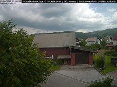 view from VREME ŽIRI-cam-1-SV on 2018-06-12