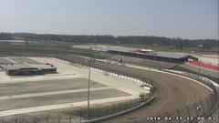 view from Eldora Speedway on 2018-04-11