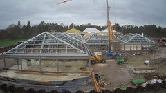 view from RHS Wisley 2 on 2018-04-02