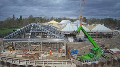 view from RHS Wisley 2 on 2018-04-16