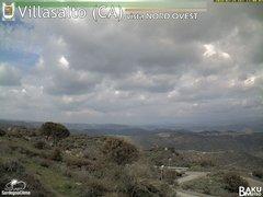 view from Villasalto on 2018-02-25