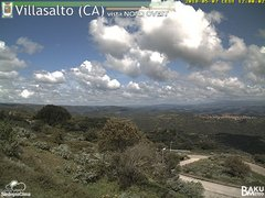 view from Villasalto on 2018-05-07