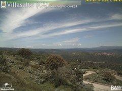 view from Villasalto on 2018-05-19